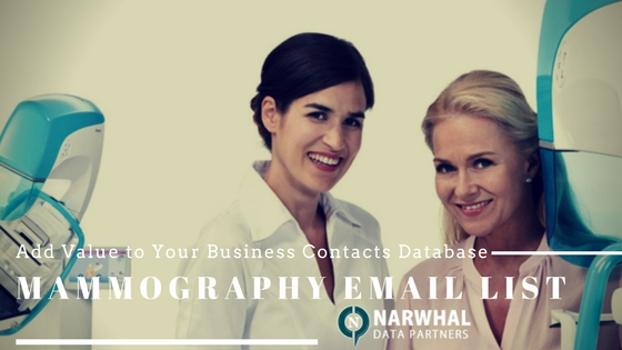 Mammography Email List