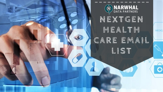 NEXTGEN HEALTH CARE EMAIL LIST