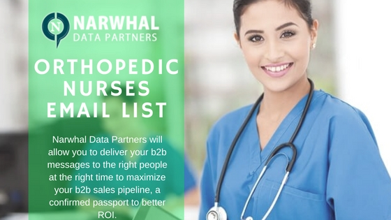 ORTHOPEDIC NURSES EMAIL LIST
