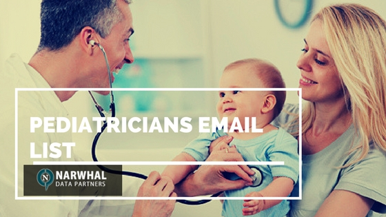 PEDIATRICIANS EMAIL LIST