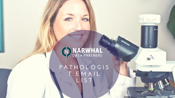 Pathologist Email List