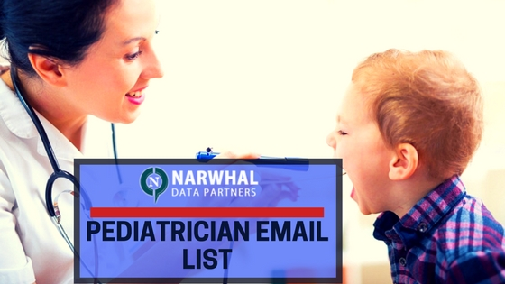 Boost your products and services using Pediatrician Email Listof Narwhal Data Partners. Reach decision makers to increase revenue and ROI