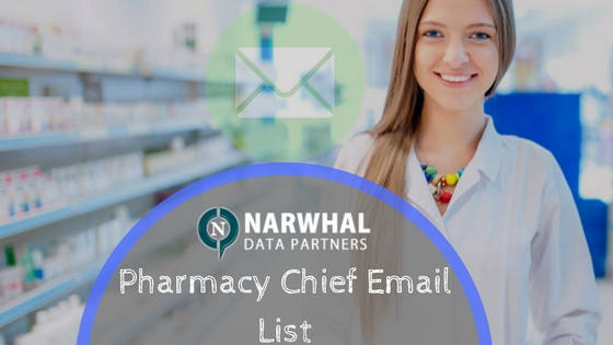 Pharmacy Chief Email List