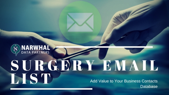 Surgery Email List