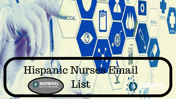 Hispanic Nurses Email List