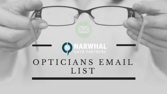Opticians Email List