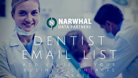 Dentists Mailing list