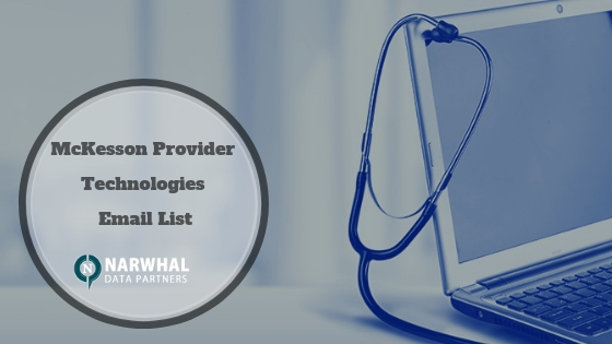 McKesson Provider Technologies Email List
