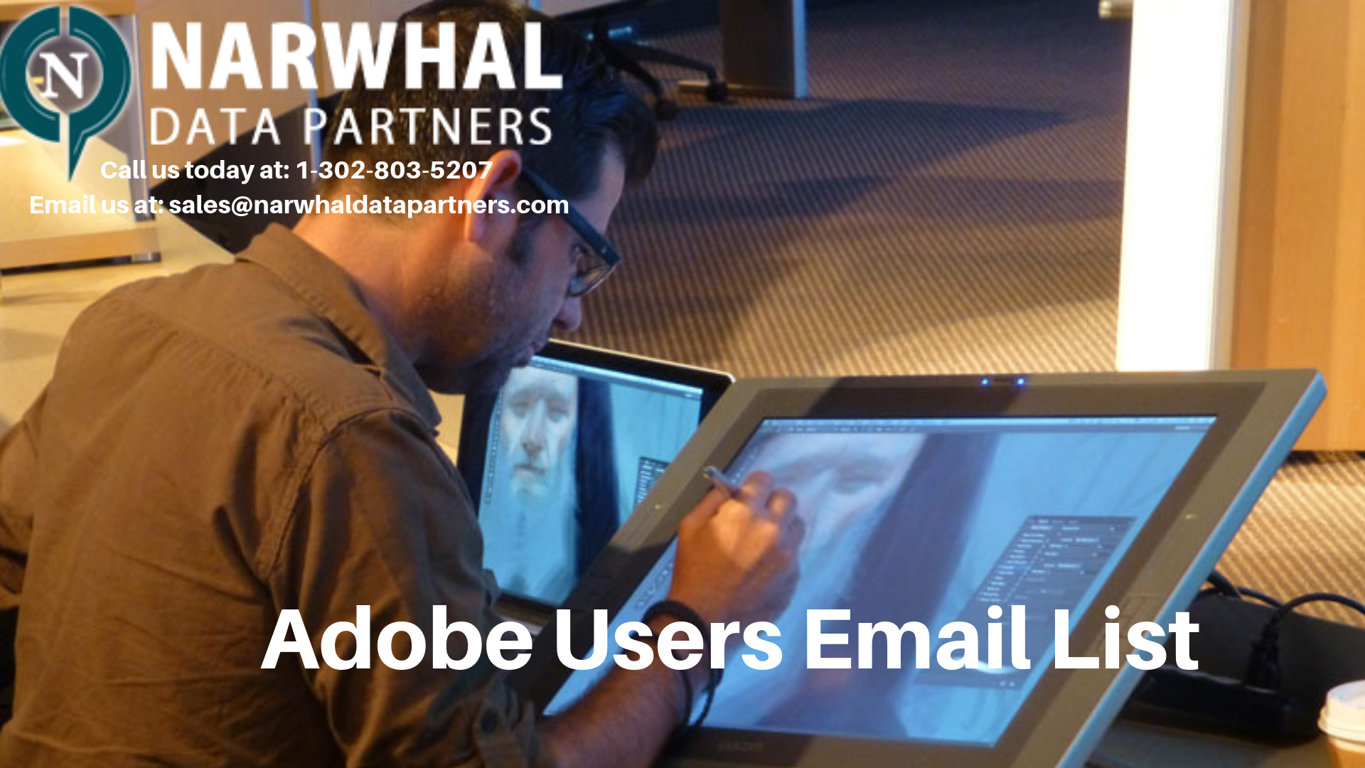 http://narwhaldatapartners.com/adobe-users-email-list.html