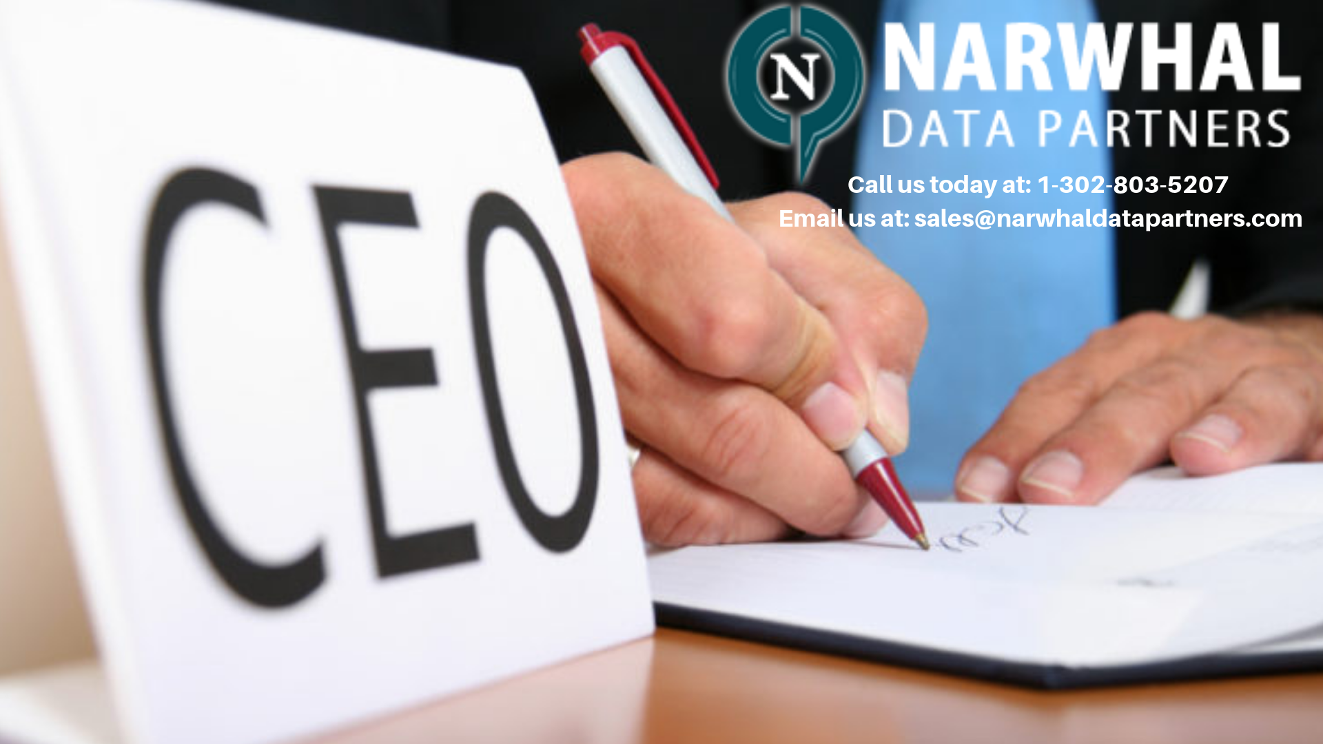 http://narwhaldatapartners.com/chief-executive-officer-email-list.html
