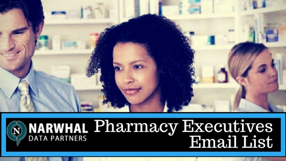 Pharmacy Executives Email List