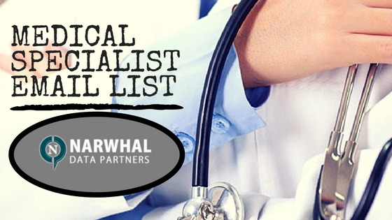 Medical Specialist Email List1