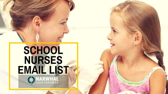 School Nurses Email List