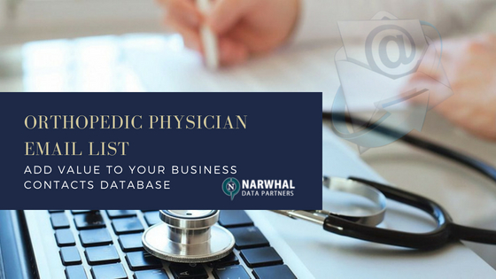 Orthopedic Physician Email List