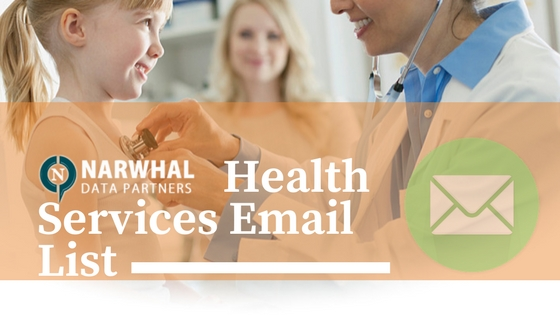 Health Services Email List