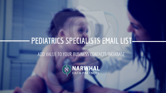 Pediatrics Specialists Email List