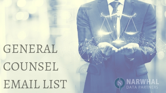 General Counsel Email list